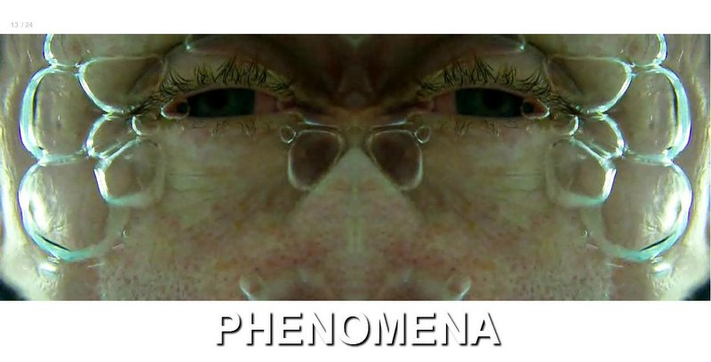 eyes — phenomena