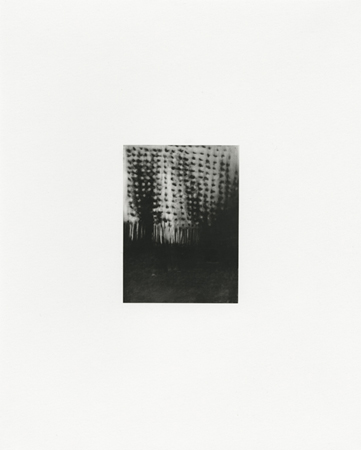 From the series une certaine instabilité émotionnelle, untitled (18), 35.5 x 28 cm / 14